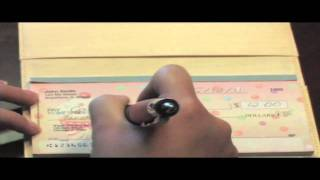 How To Write A Check Carousel Checks