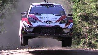 Jari-Matti Latvala / Toyota Yaris  WRC / PET - Rally Finland 2018