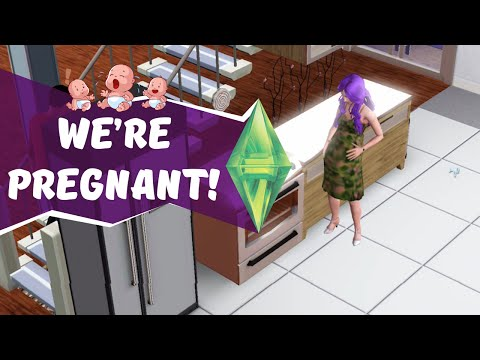 WE'RE PREGNANT! - Sims 3 Ever After Ep.18