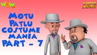 Motu Patlu - Costume Mania - Motu Patlu Compilation Part 7-As seen on Nickelodeon
