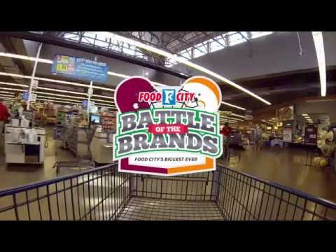 Food City Battle of the Brands