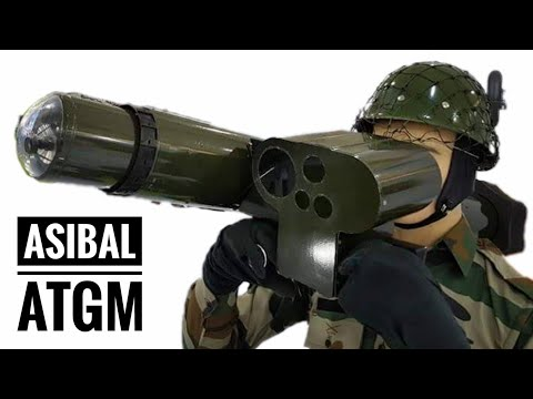 AsiBal ATGM - India's AsiBal Anti Tank Guided Missile System | Explained (Hindi)