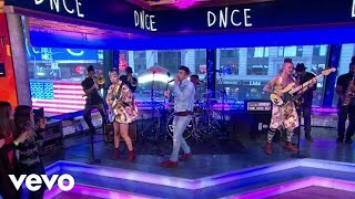 DNCE - Body Moves (Live On Good Morning America)