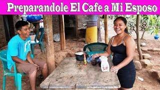 Preparandole El Café a Mi Esposo - El Humilde Hogar De Don Ramón y Clary Parte 2