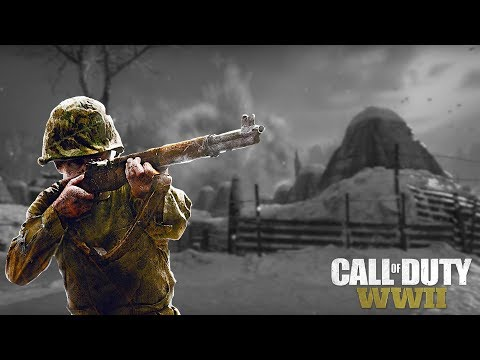 Bots Vs People - Call Of Duty WWII