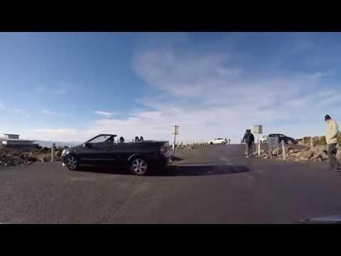 Drive Up Mount Wellington
