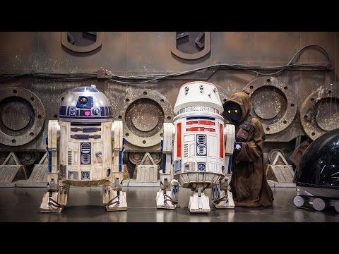 Making a Life-Size Star Wars Sandcrawler Tread