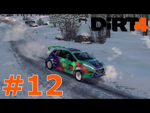DiRT 4 - #12 - Rollercoaster Results