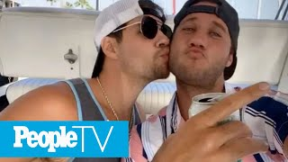 Tiger King's Dillon Passage Parties On Boat With Too Hot To Handle's Bryce Hirschberg | PeopleTV