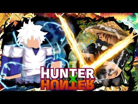 FINALLY! New Sick!!! Hunter X Hunter Game!! | Roblox