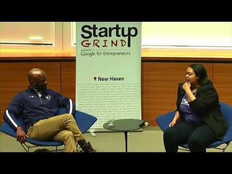 Arlan Hamilton (Backstage Capital) - Have You Always Been An Entrepreneur? | Startup Grind New Haven