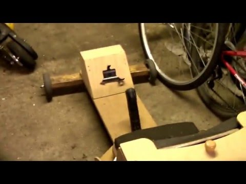 My Wooden Electric Go-Kart