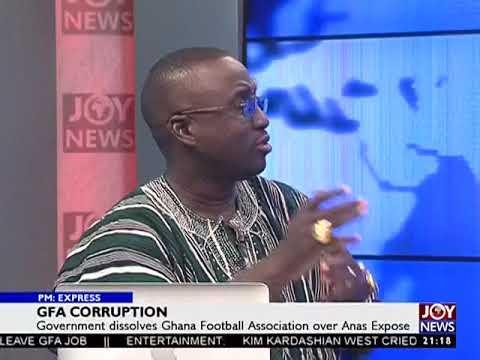 GAF Corruption - PM Express on JoyNews (7-6-18)