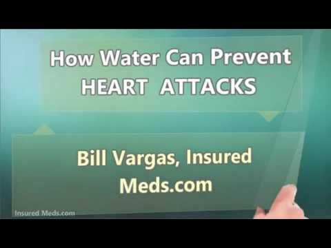How Water can prevent Heart Attack