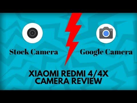 Google Camera Vs Stock Camera | Xiaomi Redmi 4/4X Google Camera Review | PlayAndrotics