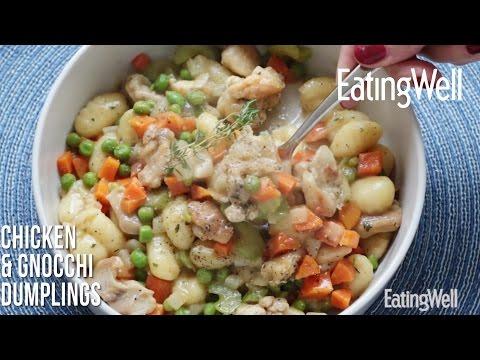 Chicken & Gnocchi Dumplings