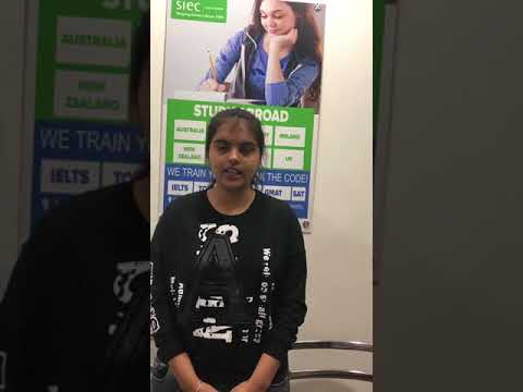 Study in Canada   Student sharing her experience after getting Study Visa for Canada