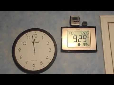 Skyscan Atomic Clock Model 28900 - 002 (Taychiwowa)