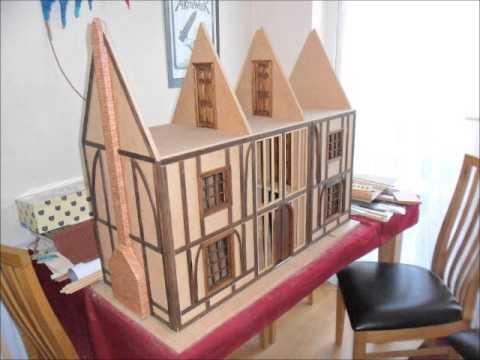 Dolls house making