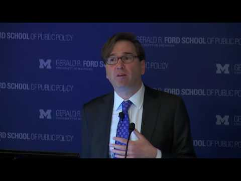 .@fordschool - Jason Furman: The current state of the U.S. economy