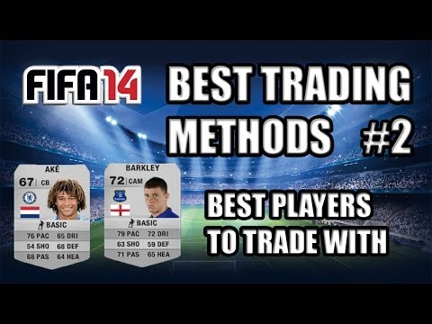 FIFA 14  Best Players to Trade With | Trading Tips #2