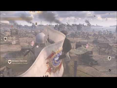 Call Of Duty World War 2 - Prestige Master in Seconds Glitch! (WW2 Master Prestige Glitch!)