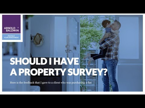 Should I have a property survey on my home or property?