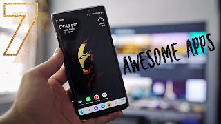 7 Awesome Android Apps You MUST TRY