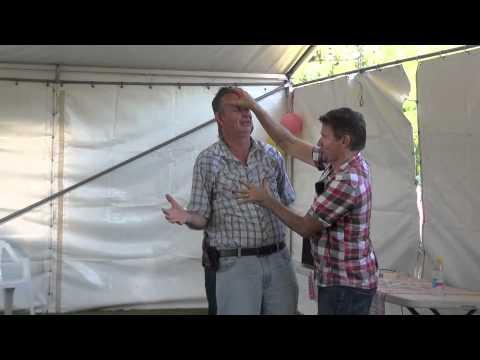 Glandular fever sufferer improves - John Mellor Healing Ministry