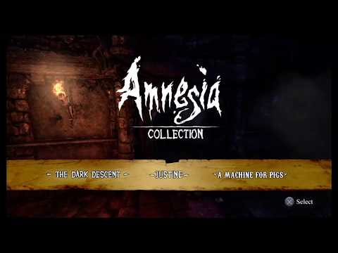 Amnesia: Collection (Halloween 2017 Special) - Free PS Plus Game / Juego PS Plus Gratis