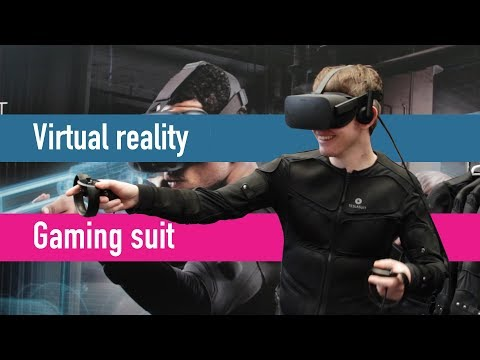 Full body VR gaming suit - Teslasuit