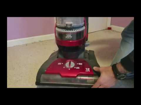 Hoover Windtunnel Upright Vacuum Belt and Filter Replacement