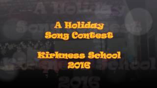 Kirkness School Concert 2016