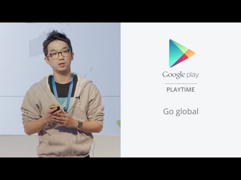 Playtime Europe - Go global