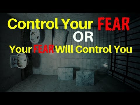 Federal Prison - Dealing With Fear.