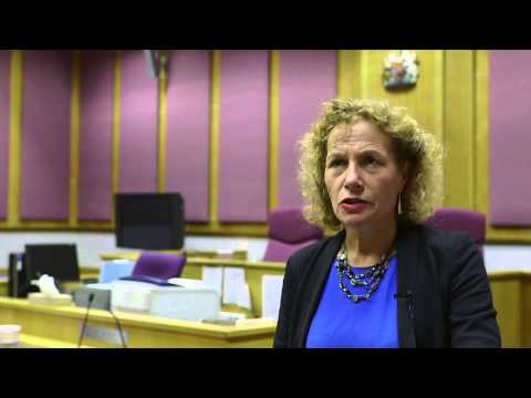 The work of magistrates in England and Wales