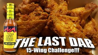 Download THE LAST DAB WING CHALLENGE #FirstWeFeast│PEPPER X - WORLD'S HOTTEST? Video