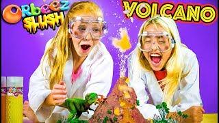 Orbeez Slush Volcano!! - Orbeez Science | Official Orbeez