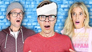 i Lost My Memory for 24 Hours! (Tricking Matt and Rebecca Zamolo)