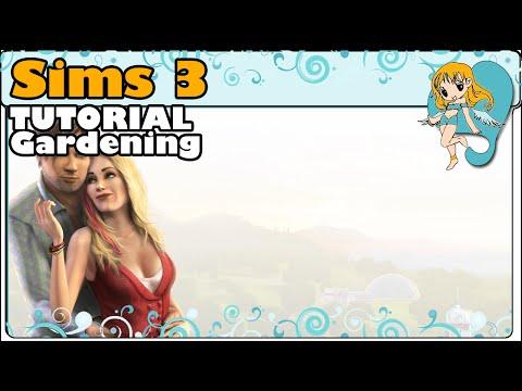 Sims 3 tutorial Gardening