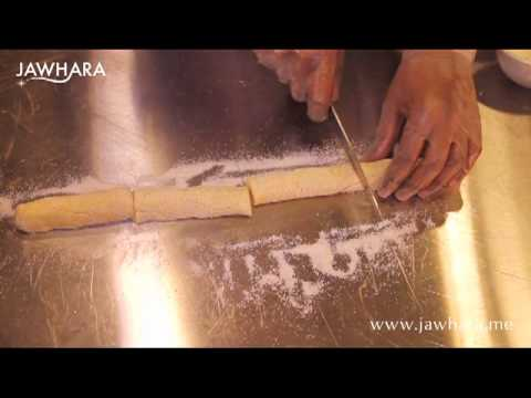 Jawhara.me Exclusive: How to Cook Potato Gnocchi Pasta.mov