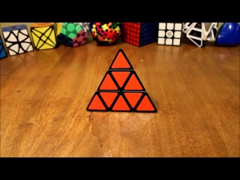 How to Solve the Pyraminx