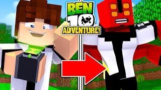 BEN 10 ADVENTURE #3 - BEN 10 BECOMES FOURARMS THE ALIEN! w/TinyTurtle