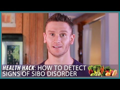 How to Detect Signs of SIBO Disorder: Health Hack- Thomas DeLauer