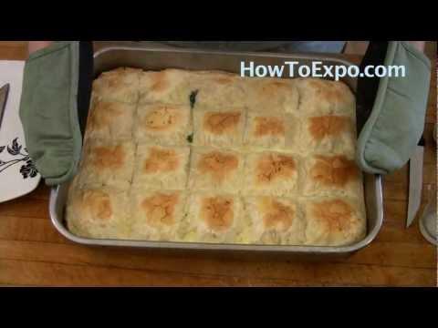 Spanakopita Recipe Easy Simple Greek Spinach Pie Recipe