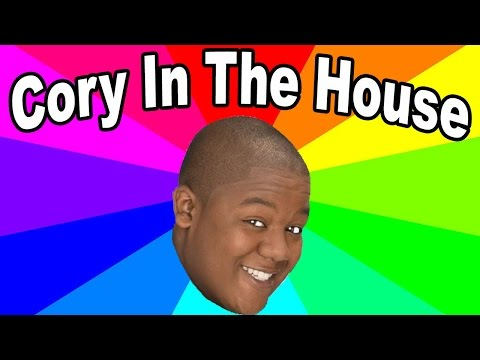 Why is Cory In The House an anime? The history and origin of the best anime meme