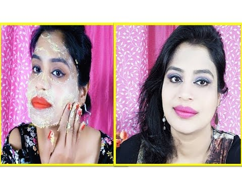 Rid of Acne, Acne Spots, Wrinkles & get Tighter, Fair Skin with Best Home Remedy