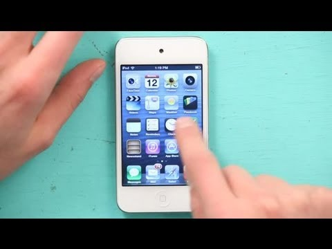 How to Reset Your iPod Touch Without a Computer : iPod Touch