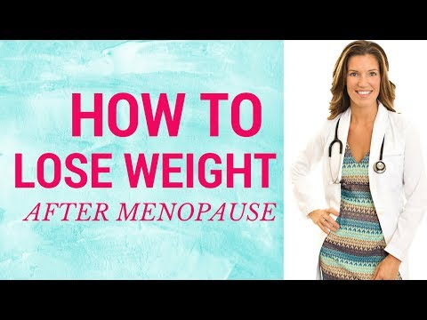 How To Lose Weight After Menopause (FAST & NATURAL!)
