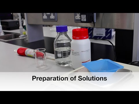 Protocol 1: Preparation of Solutions